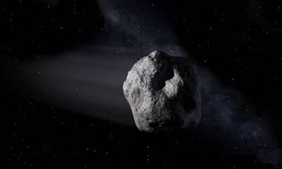 Sonda de la NASA llegó al asteroide Bennu