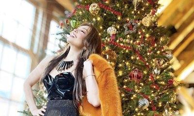 Thalía despidió el año