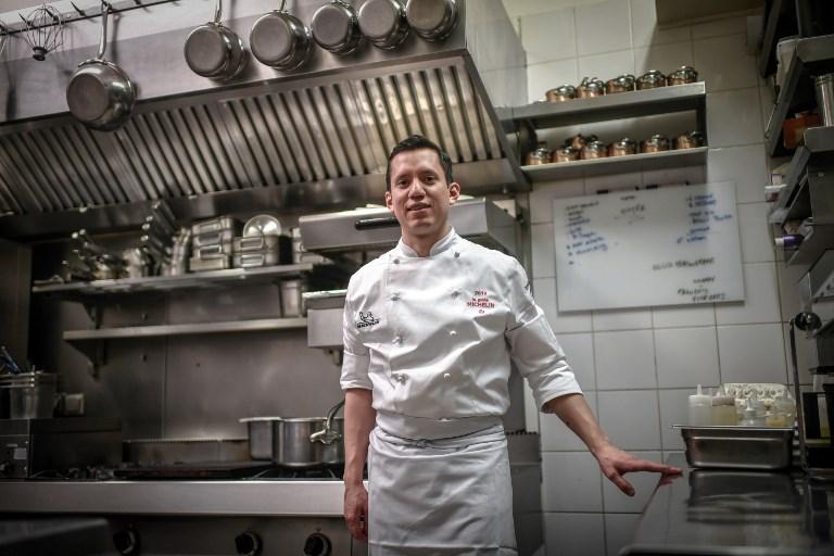 De la cocina al mundo: Chef mexicano ganó una estrella Michelin 000_1CL807