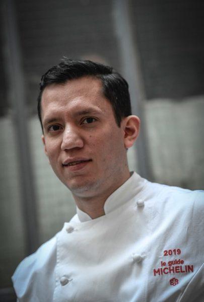 De la cocina al mundo: Chef mexicano ganó una estrella Michelin 000_1CL80M