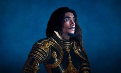 Óscar Jaenada será Hernán Cortés