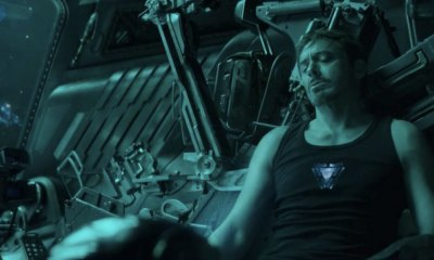rescate de Tony Stark