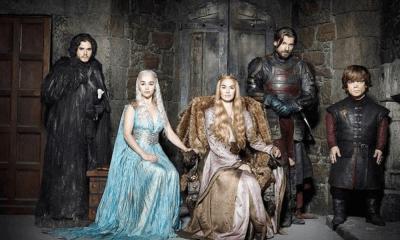 Actriz de 'Game of Thrones' recibió un regalo