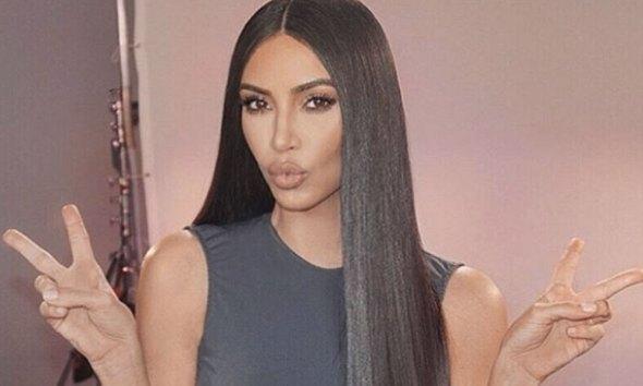 Kim Kardashian anunció que espera un hijo