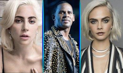 Lady Gaga y Cara Delevingne