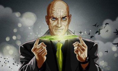 Lex Luthor en 'Supergirl'