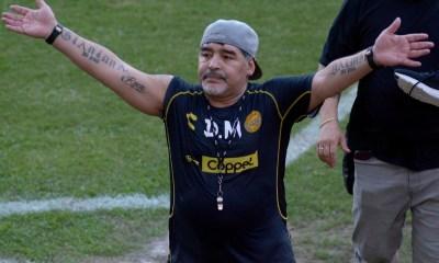 salud de Maradona podría arruinar su carrera