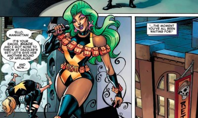 Marvel creó la primer superheroína drag queen