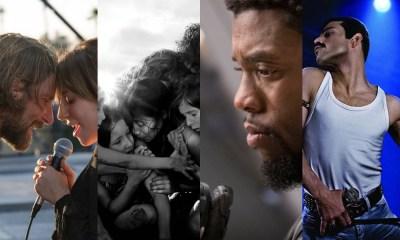 Nominados a los Premios Oscar 2019