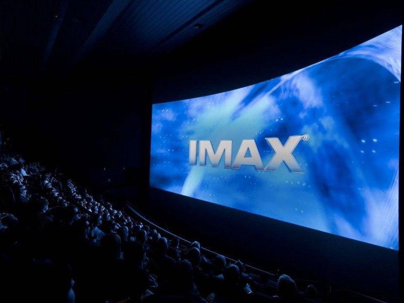 taquilla de IMAX a nivel mundial en 2018