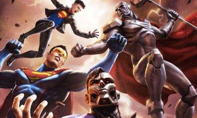 'The Reign of Supermen' llega a las salas de cine