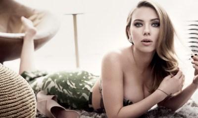 Scarlett Johansson en video para adultos