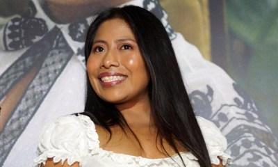 Yalitza Aparicio no participará en 'Luis Miguel, la serie'