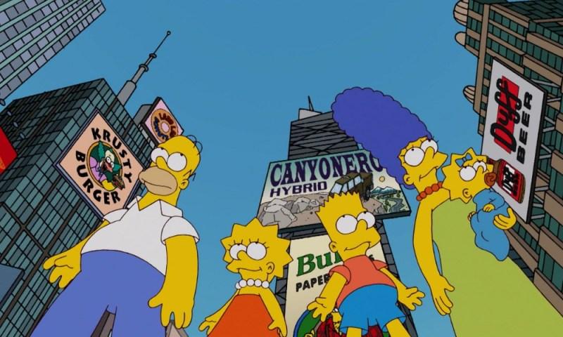 Hay Homero para rato: renuevan dos temporadas de 'The Simpsons' renuevan-dos-temporadas-de-The-Simpsons-2