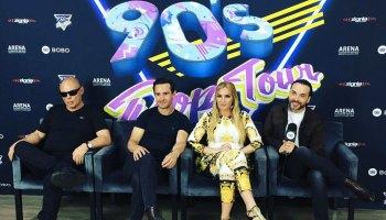 90s Pop Tour llegará a la Arena Ciudad de México