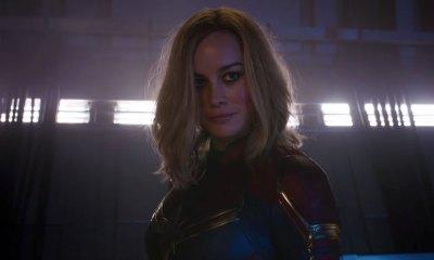 nuevo trailer de 'Captain Marvel' en el Superbowl