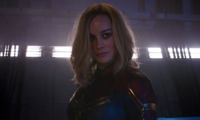 nuevo trailer de 'Captain Marvel' en el Superbowl