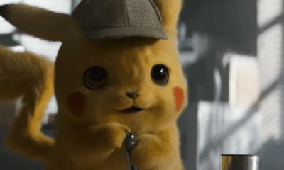 teaser de 'Pokémon: Detective Pikachu'