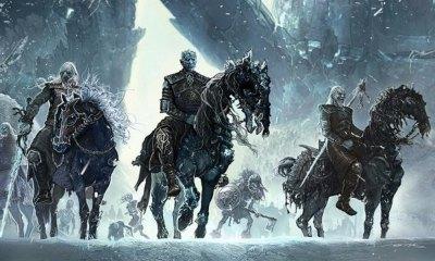 grabaciones de la precuela de 'Game of Thrones'
