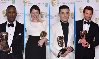 Ganadores de los BAFTA 2019
