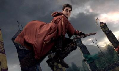 Harry Potter estará disponible en Netflix