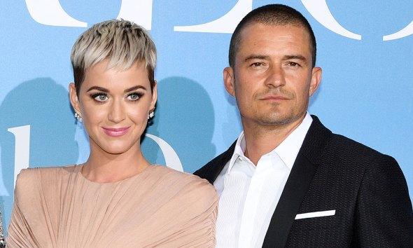 Katy Perry y Orlando Bloom están comprometidos