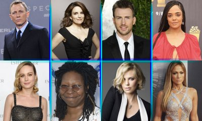 primeros presentadores de los Oscar