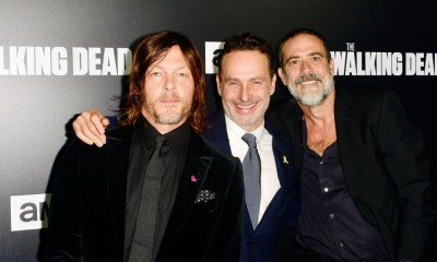 Protagonistas de 'The Walking Dead' se reencuentran