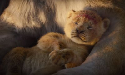 nuevo trailer de 'The Lion King'