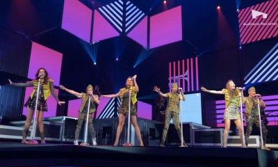 Timbiriche ofreció un concierto memorable