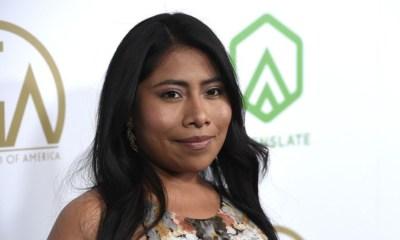 Yalitza Aparicio se convirtió en estatuilla del Oscar