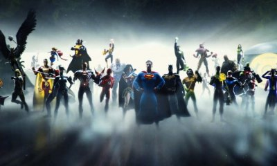 calendario de estrenos en las películas de DC