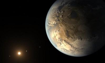 exoplaneta cercano a la Tierra