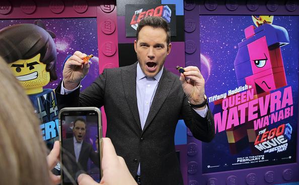Así reaccionó Chris Pratt tras conocer que podría ser Batman gettyimages-1126981242-594x594