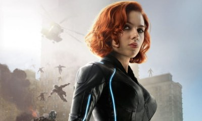 película de Black Widow se grabará en junio