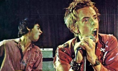 Biopic de 'The Sex Pistols'