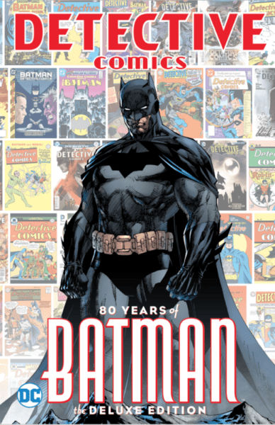 80 aniversario de 'Batman': Estos son los productos para celebrar al héroe 80yearsbatman