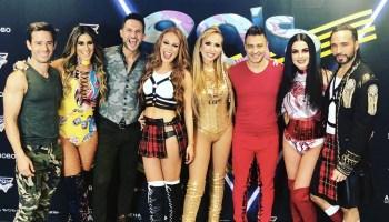 '90s Pop Tour' conquistó la Arena Ciudad de México