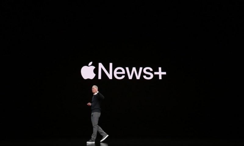 El nuevo servicio de streaming de Apple llegará en otoño Apple-News-Plus