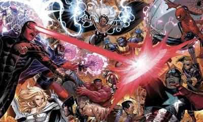 'Avengers vs X-Men' podría ser adaptada en películas