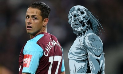 'Chicharito' se unió a 'Game Of Thrones'