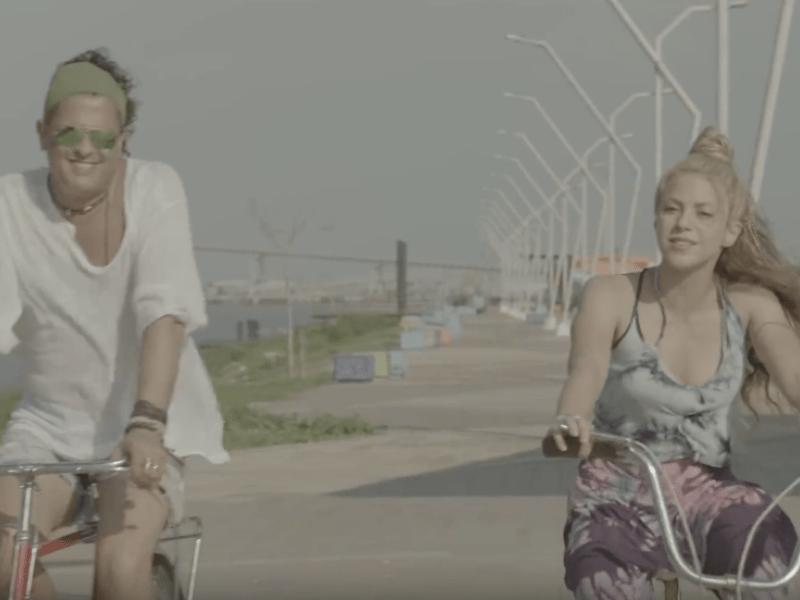Shakira negó ante juez haber plagiado 'La bicicleta'