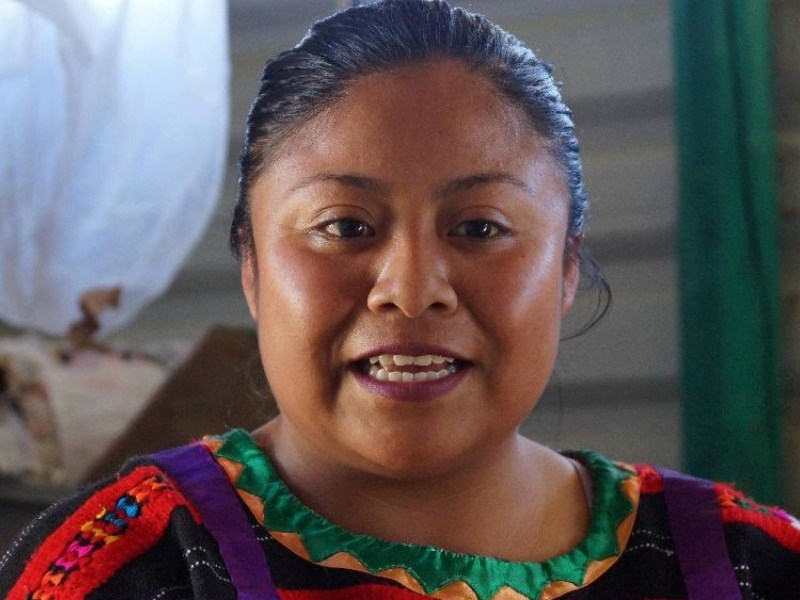 Hermana de Yalitza Aparicio sorprendió en redes sociales