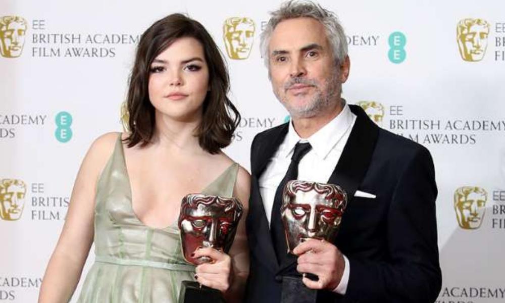 Hija de Alfonso Cuarón demostró su talento