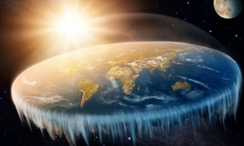 ¿La Tierra es plana? Hay personas que creen que sí La-Tierra-es-plana