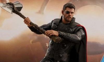 Lanzan las figuras de acción de 'Avengers'