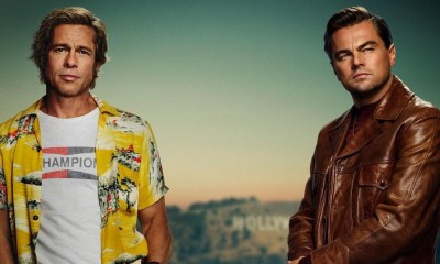 Póster de 'Once Upon a Time in Hollywood'