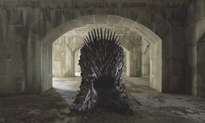 sexto trono de 'Game of Thrones'