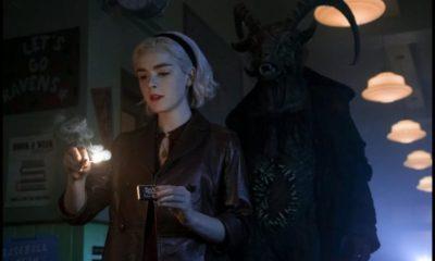 episodios de la segunda temporada de 'Sabrina'