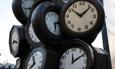 eliminar el cambio de horario